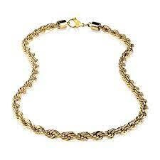 STAINLESS GP ROPE CHAIN