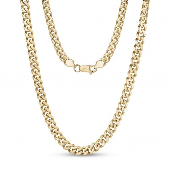 STAINLESS GP CUBAN LINK CHAIN