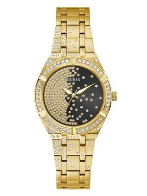 GUESS GOLD/TONE LDS WATCH