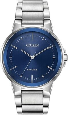 GTS STAINLESS ECO DR CITIZEN WATCH