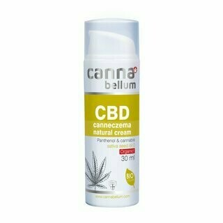 CBD CANNECZEMA NATURCREME 30 ML