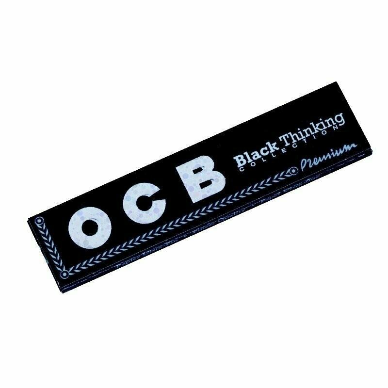 OCB Slim Premium KS 'black'