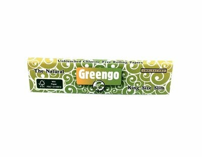 'Greengo' Papers KS unbleached
