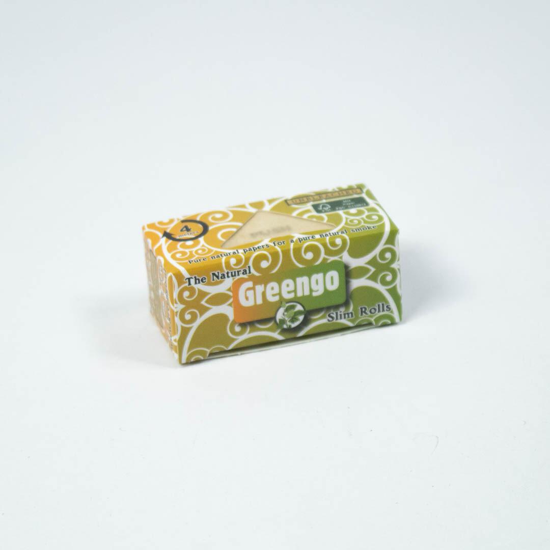 'Greengo' Slim Rolls unbleached