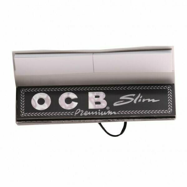 'OCB' Slim Premium KS with filter tips