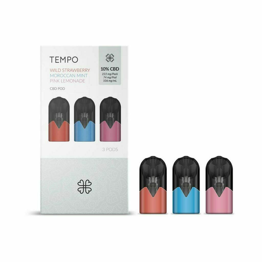 Harmony TEMPO Classics 3 Pods 3 Pods Pack (3x74mg)