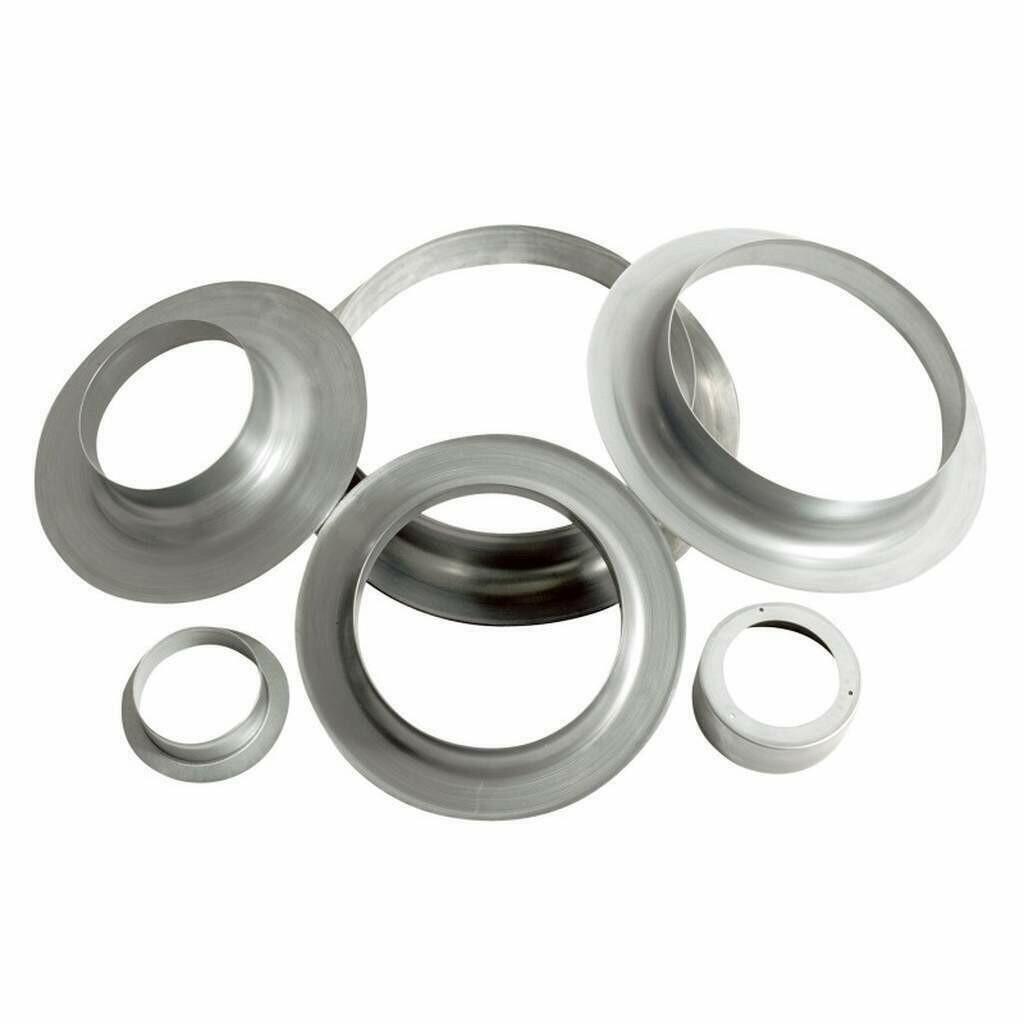 Metallteile Flansch 160 mm