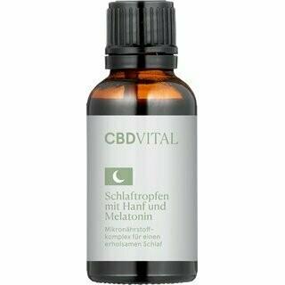 CBD Vital Schlaftropfen 30ml