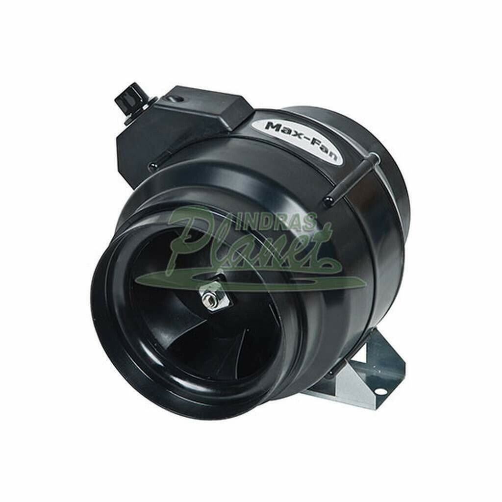 Max-Fan 125 mm / 360 m³/h 3-speed motor