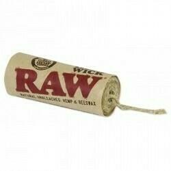 RAW | Hemp Wick 600cm long