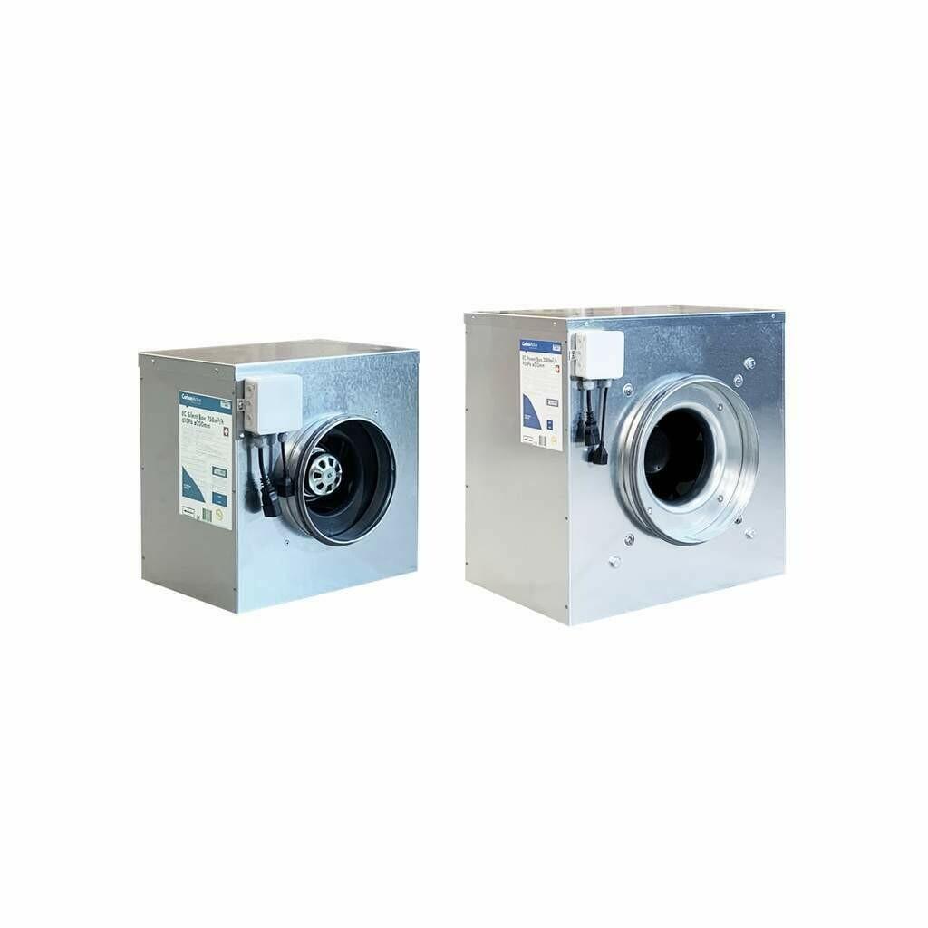 Carbon Active Ec Silent Box 1500m³/250mm