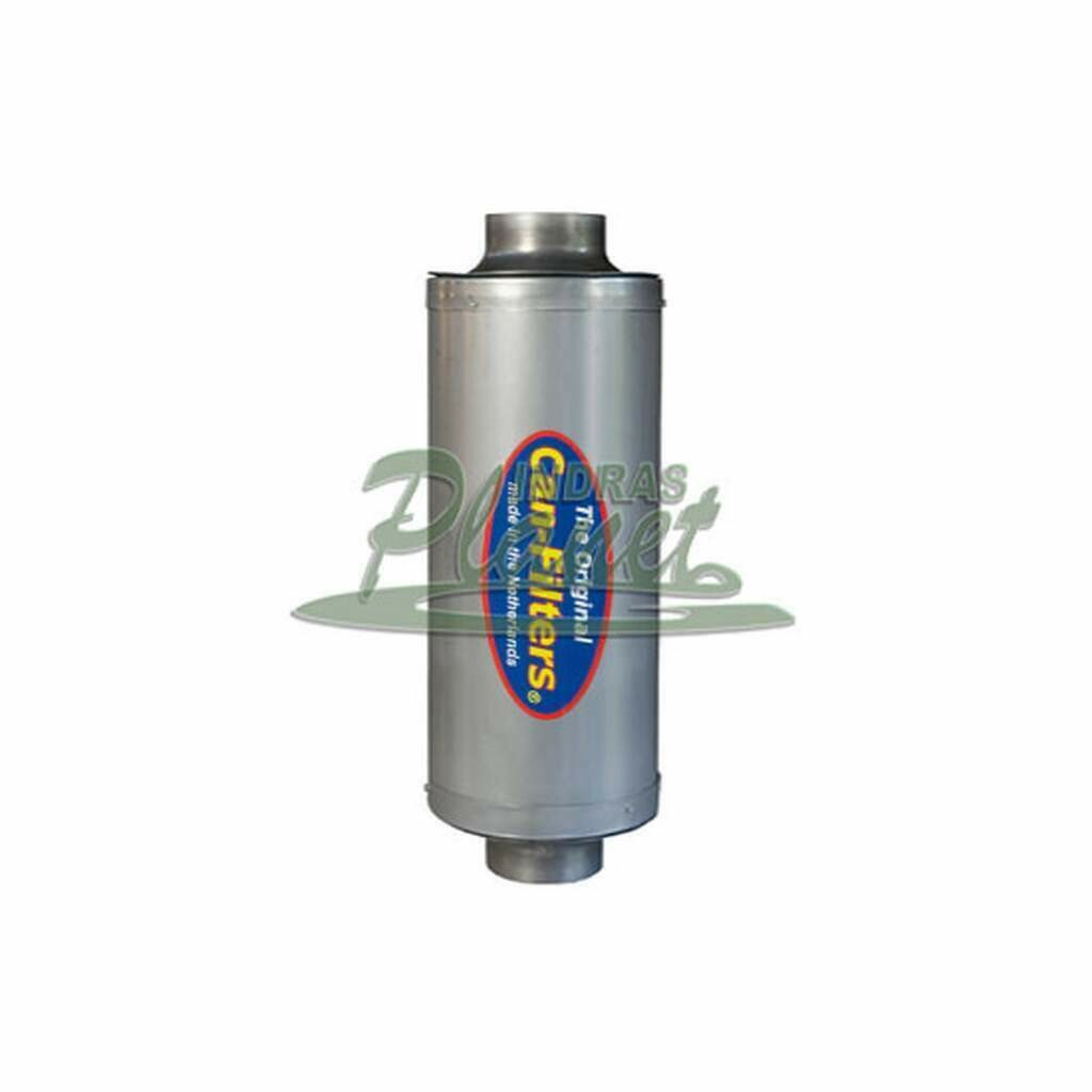 CAN-Filters Schalldämpfer 125 mm / 45 cm