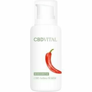 CBD Vital CBD Arthro WARM