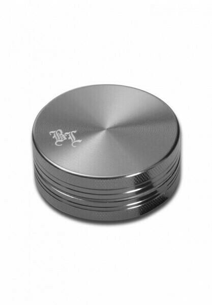 'BL' Premium Alu-mill 2 pcs. hard anodized