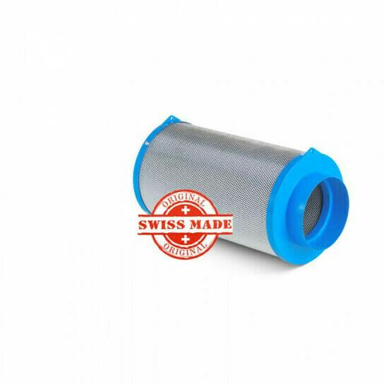 CarbonActive Granules 400G activated carbon filter 400m³ / h - 125mm