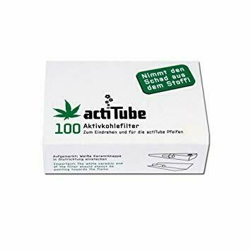 ActiTube activated carbon filter