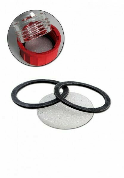 Replacement frit with 2 O-rings for 'Ehle' X-tract