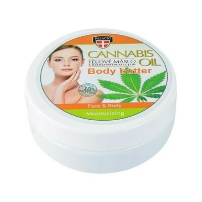 Cannabis Face & Body Butter 200ml