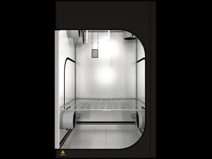 Secret Jardin Dark Room 150x150x235 cm