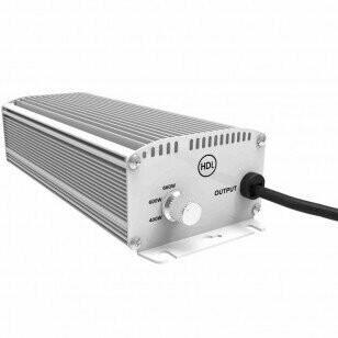 Horti Dim Light dimmable 400W-660W digital ballast
