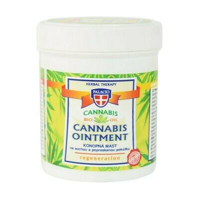 Cannabis Regenerating Hemp Cream 125ml