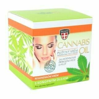 Cannabis Face Cream 50ml