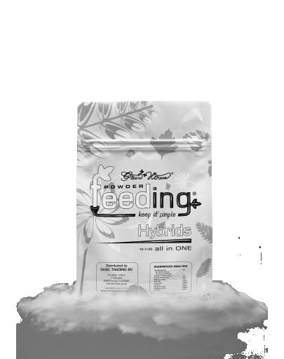 GH Powder Feeding Hybrids 500g