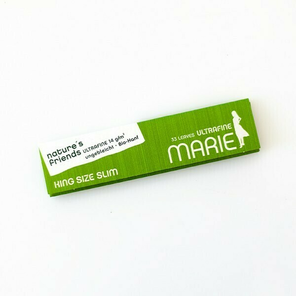 MARIE Nature's Friends King Size Slim
