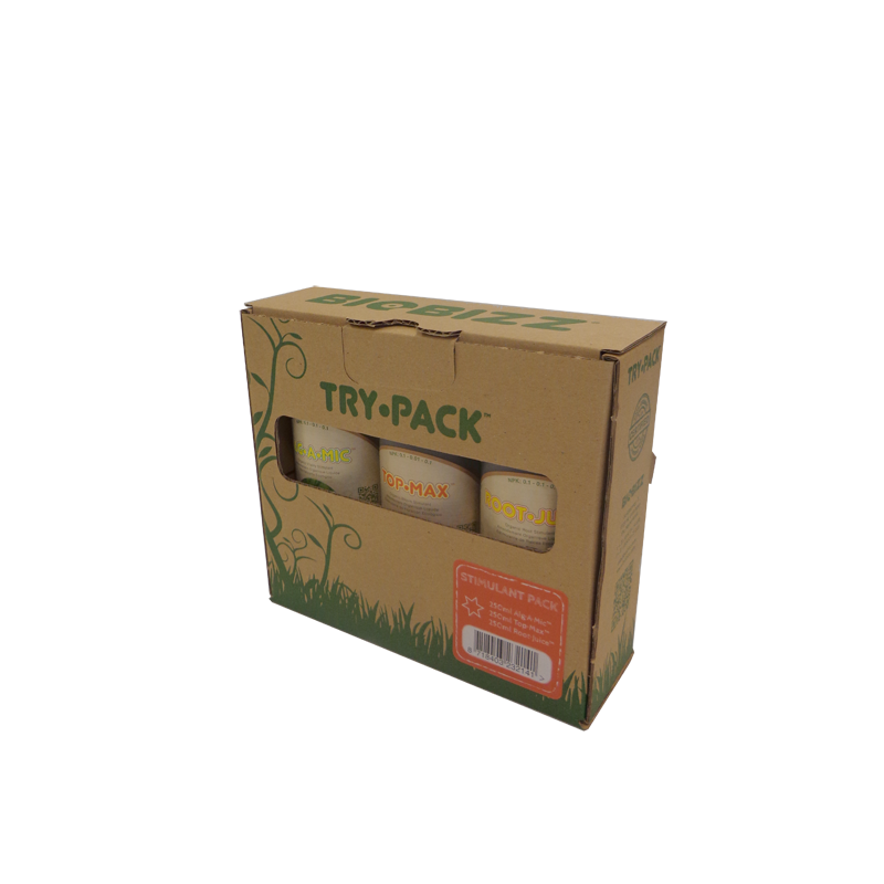 Bio Bizz Trypack Stimulant 0,75L