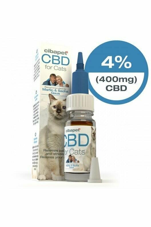 CBD Öl für Katzen 10ml