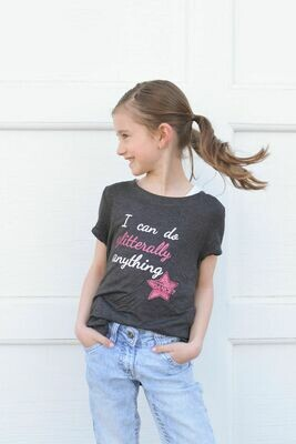 Glitterally anything - Girls