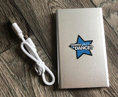 WD? Power Bank/Portable Charger