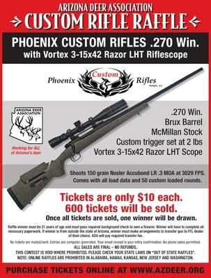 Phoenix Custom Ticket