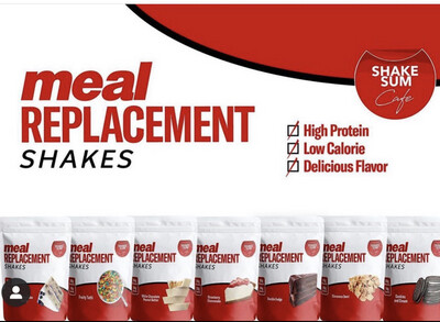 Mixed 5 Count - Meal Replacement