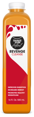 7-DAY REVENGE CLEANSE
