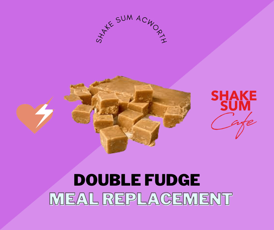 Double Fudge - Meal Replacement