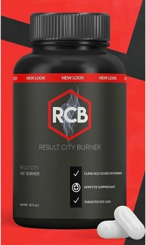 Result City Fat Burner