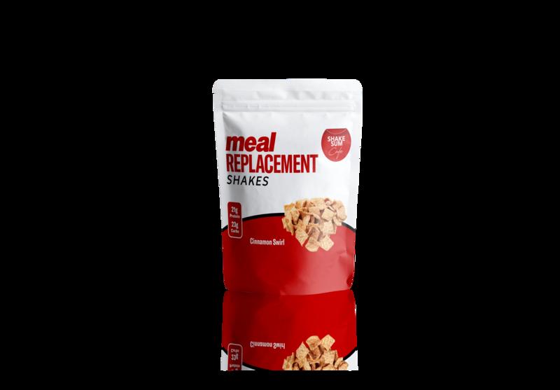 Shake Sum Meal Replacement - Cinnamon Swirl
