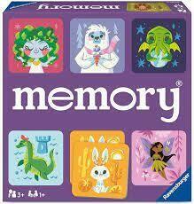 20595 Cute Monsters Memory Game
