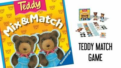 21589 Teddy Mix & Match