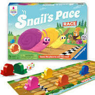 22052 Snail's Pace Race Game