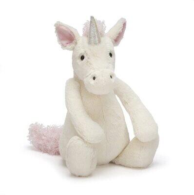 JC Bashful Unicorn Small