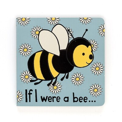 JC If I Were a Bee Book