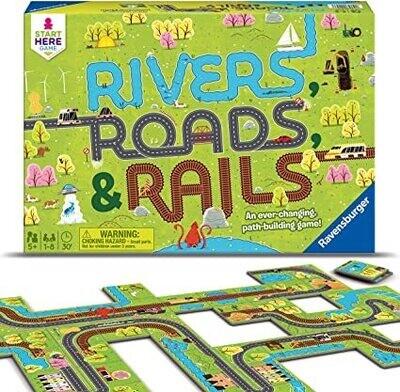 22053 Rivers, Roads & Rails Game