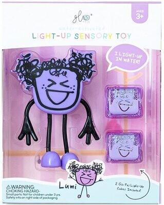 Glo Pals Character Lumi (Purple) NEW