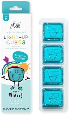 Glo Pals Blair (Blue) 4 Pack NEW