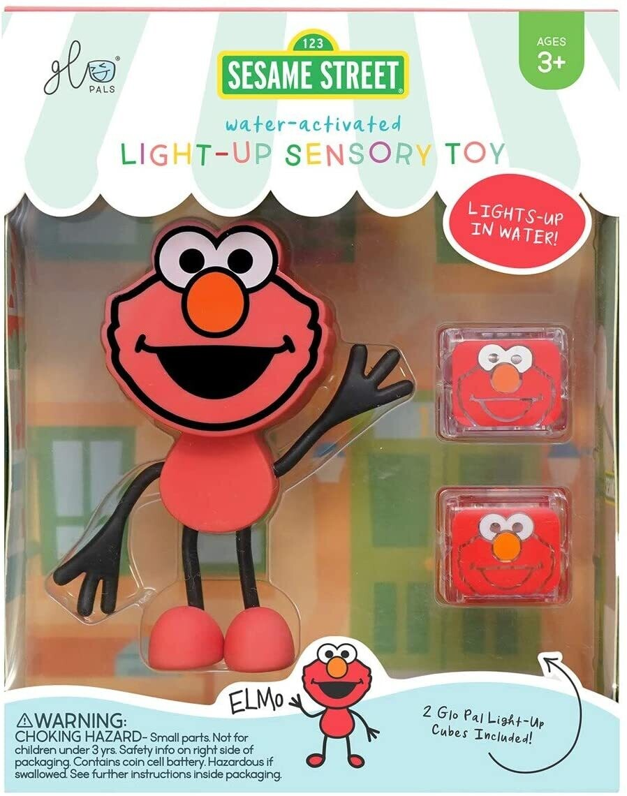 Glo Pals Character Elmo