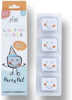 Glo Pals Party Pal 4 Pack