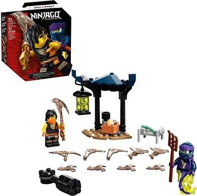Lego 71733 Ninjago Epic Battle Cole vs Ghost Warrior