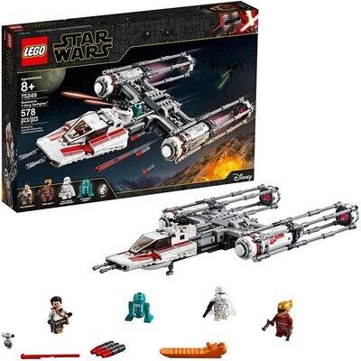Lego 75249 Star Wars Resistance Y Wing Starfighter